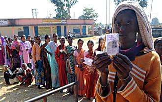 झारखंड विधानसभा चुनाव : थोड़ी ही देर में थम जाएगा पहले चरण का चुनाव प्रचार, 30 नवंबर को 13 सीटों पर होगी वोटिंग