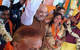 झारखंड चुनाव में अमित शाह ने खेला OBC कार्ड, प्रचार के आखिरी दिन आरक्षण पर दे डाला बड़ा बयान