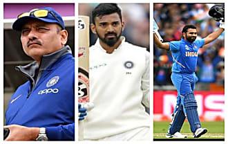 भारत की टेस्ट टीम में ओपनर के रोल में दिख सकते हैं रोहित शर्मा, केएल राहुल पर डगमगाया शास्त्री का भरोसा