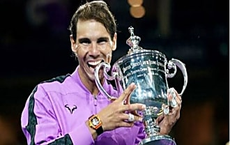 राफेल नडाल बने US ओपन चैंपियन, जीता 19वां ग्रैंड स्लैम