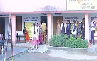 झारखंड विधानसभा चुनाव में पहले चरण के लिए मतदान शुरू, 3 बजे तक डाले जाएंगे वोट