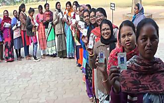 झारखंड विधानसभा चुनाव : दिन के बढ़ते पहर के साथ बढ़ रहा मतदान प्रतिशत, 27 फीसदी मतदान की खबर