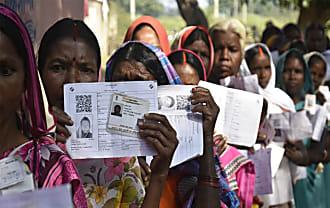 अभी-अभी : बंपर वोटिंग की ओर बढ़ रहा झारखंड, 1 बजे तक आंकड़ा पहुंचा 50 फीसदी के करीब