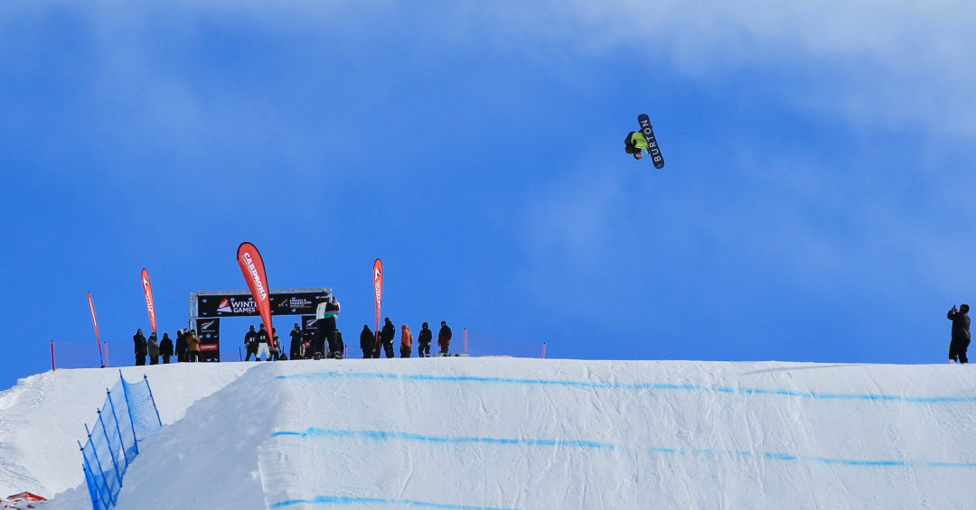 Big air World Cup season set to open in Cardrona
