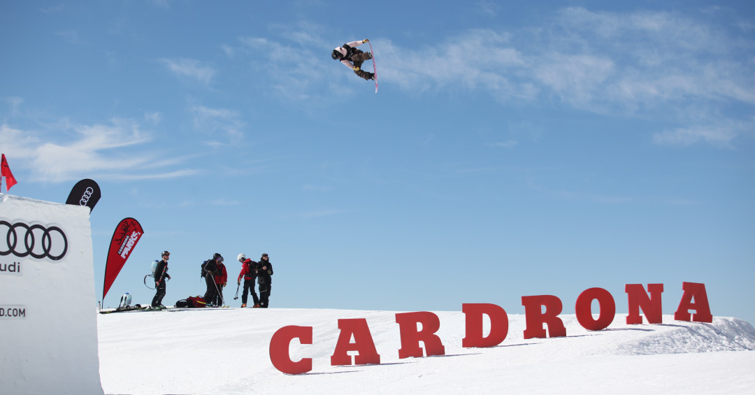 FIS Freestyle and Snowboard World Cups available as livestreams