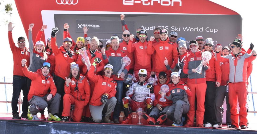 Austria Ski Association is ready to face 2019/20 season
