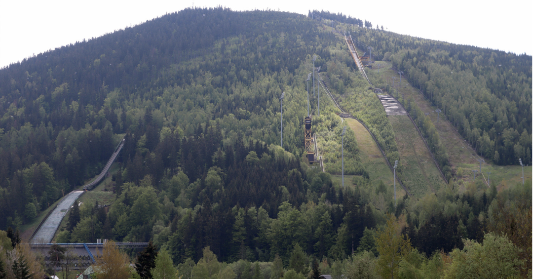 Saving the jumping hills in Harrachov (CZE)