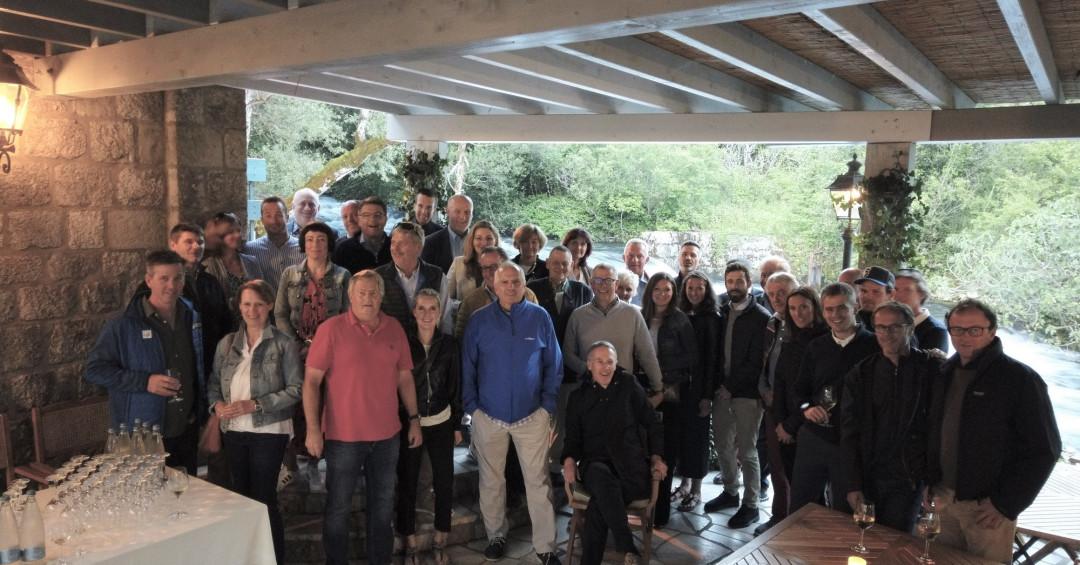 Club5 workshop held in Cavtat/Dubrovnik