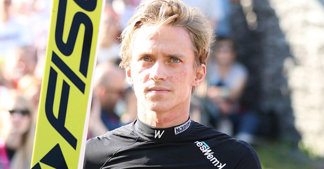 Anders Fannemel sustains knee injury