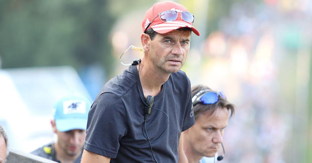 Stefan Horngacher: First competitions as German head coach