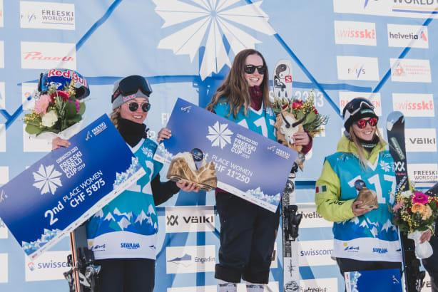 Resultado de imagem para FIS Freeski World Cup season caps off in Corvatsch