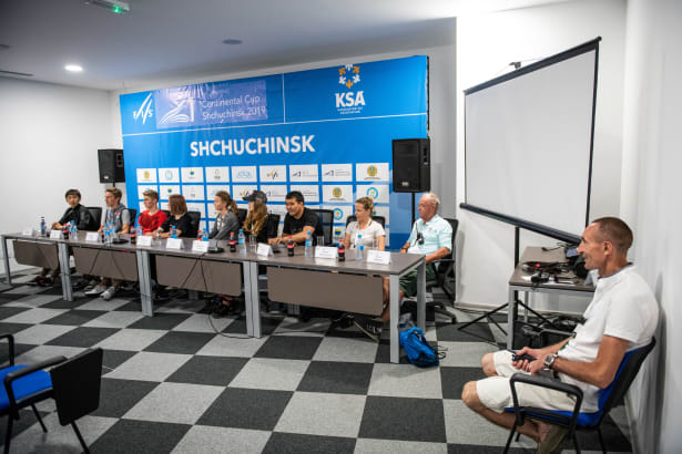 SJ Continental Cup Schuchinsk 2019 - Competition Day 1