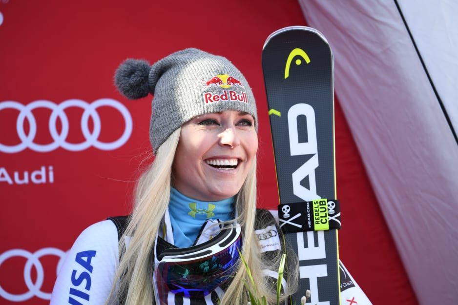 0e75ba96ddaed0 Lindsey Vonn announces 2018/19 season will be her last