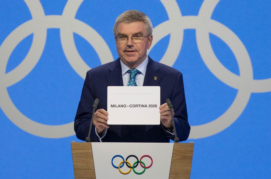 Milan-Cortina elected host of 2026 Olympic Winter Games