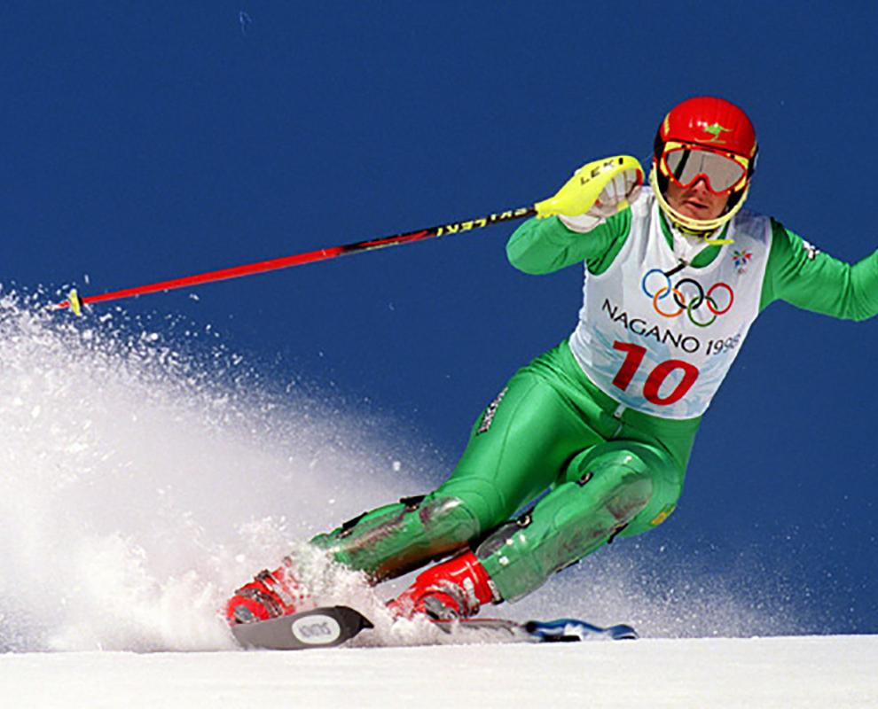 Olympic Zali Steggall runs for Australian Parliament