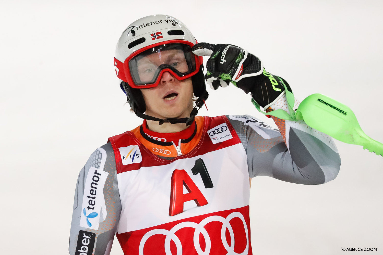 What a night 4 Kristoffersen!