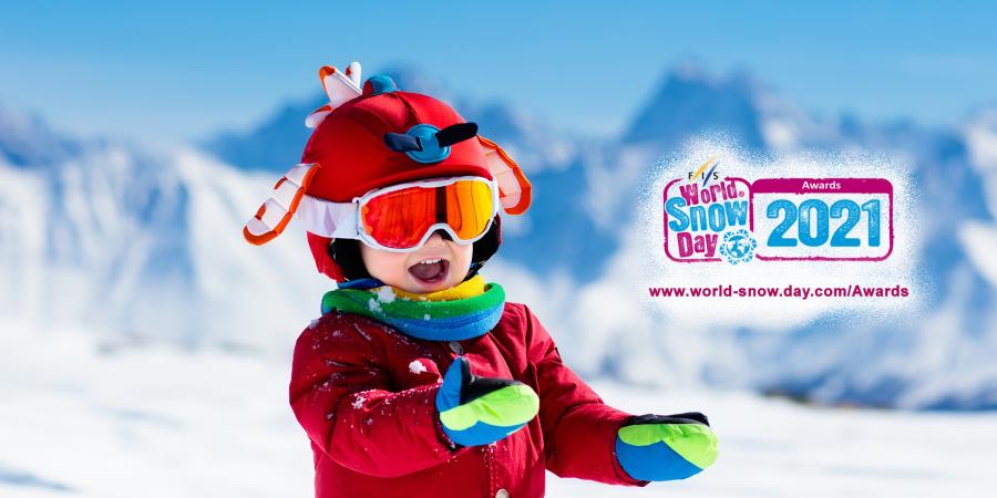 2021 World Snow Day Award Winners