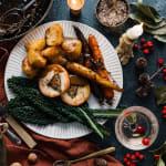 three fish roast