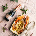 Lobster Thermidor and Fizz Box