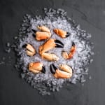 Cooked Crab Claws (Frozen)