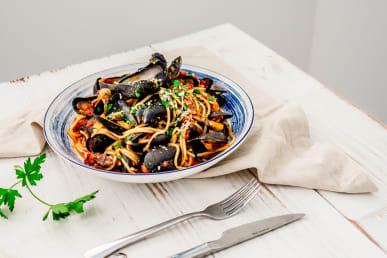 Spaghetti Cozze (Mussels)