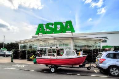 asda -boat