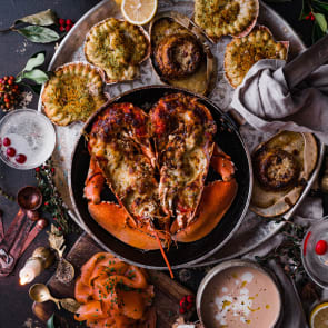 fft luxury christmas seafood hamper