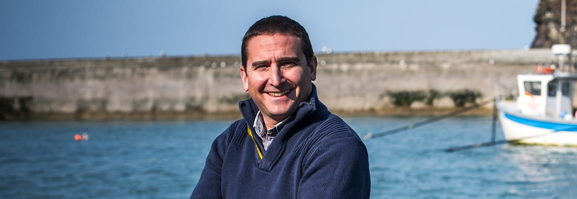 Paul Trudgian - Owner of Fish For Thought