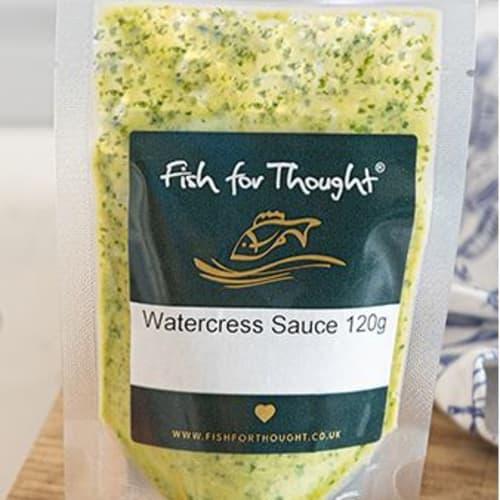 watercress sauce