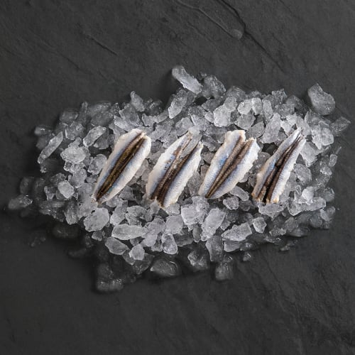 Anchovy Fillets Marinated