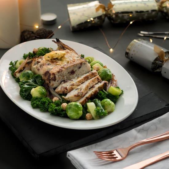 Christmas Pescatarian Roast