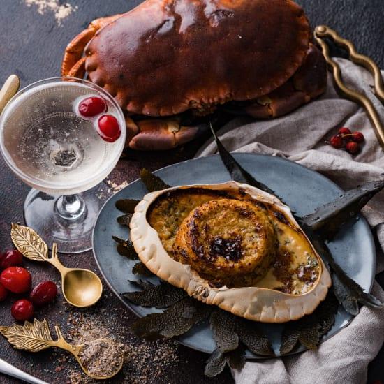 crab souffle