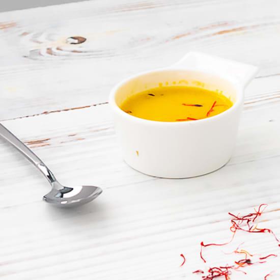 saffron-sauce