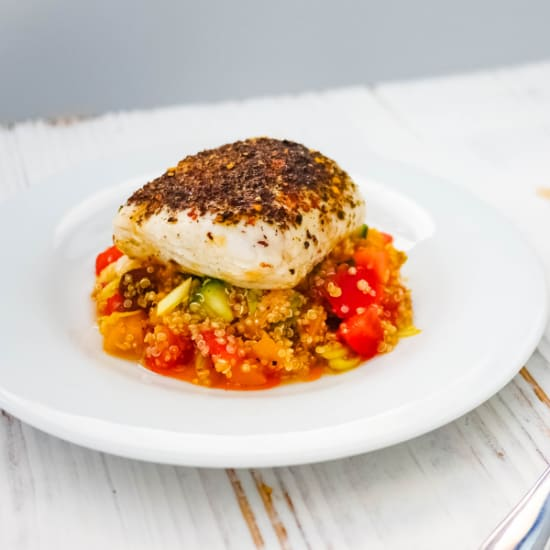 sea-pepper-hake-quinoa-salad