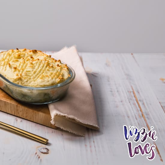 salmon and fennel fish pie