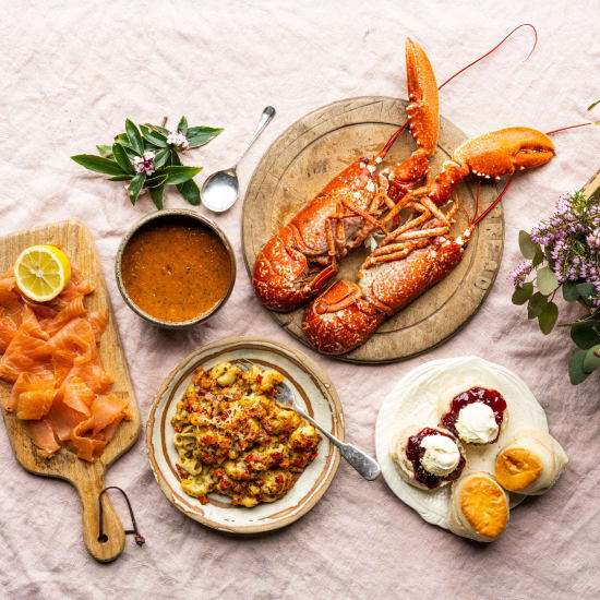 Mothers Day Seafood Hamper
