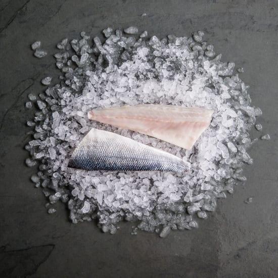 Farmed Seabass Fillets (Frozen)