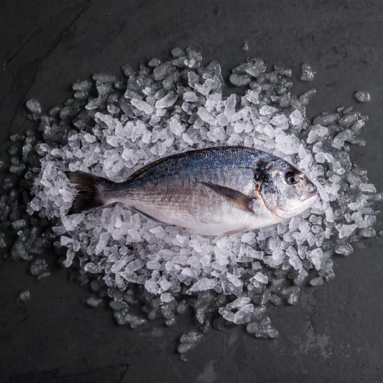 Farmed Sea Bream (Whole)