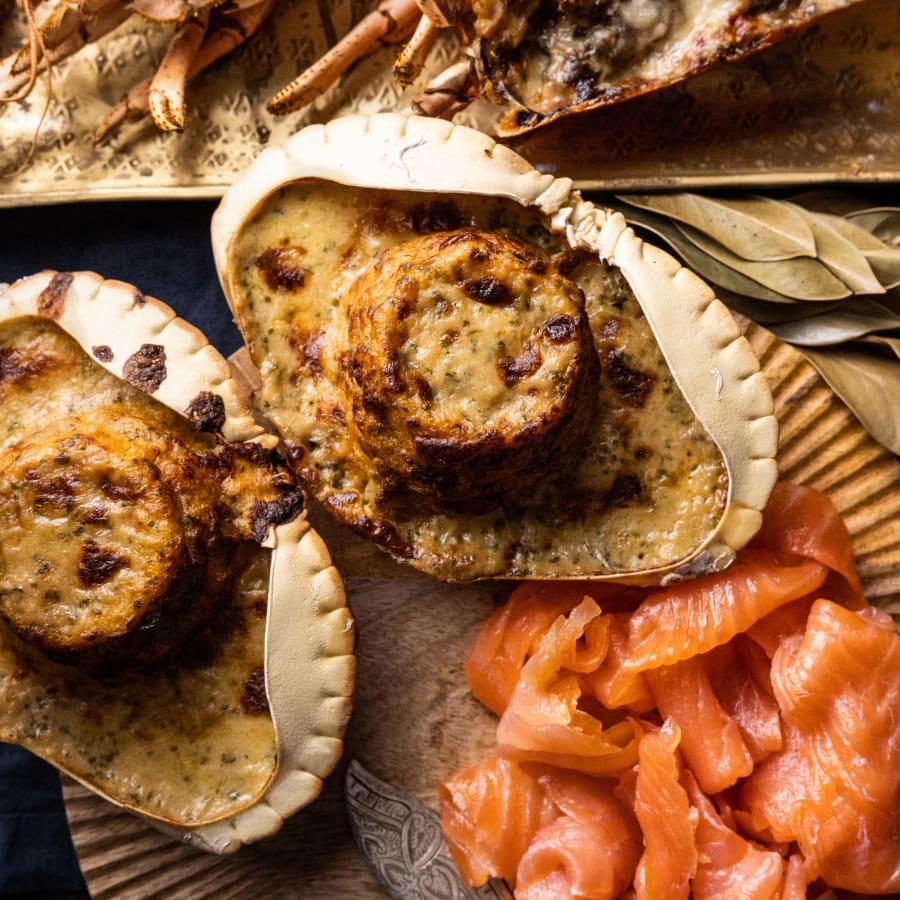 crab souffle 2