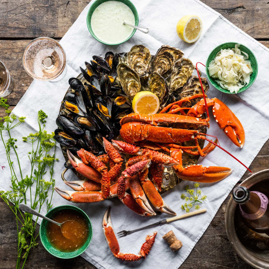 Plateau FDM with King Crab Claws