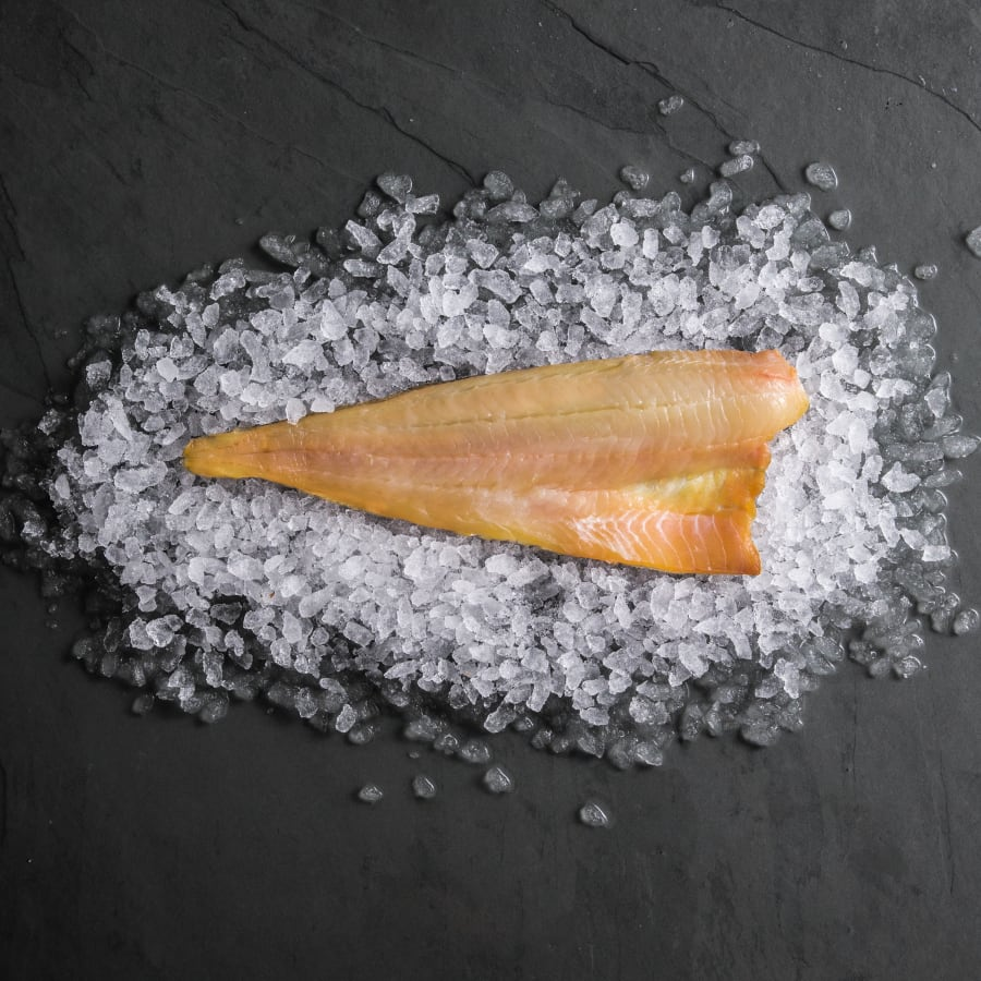 Haddock Fillet Natural Smoked - Fresh Pin Boned Skin On
