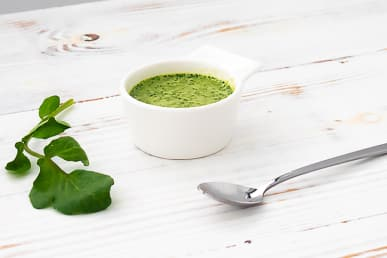 watercress-sauce