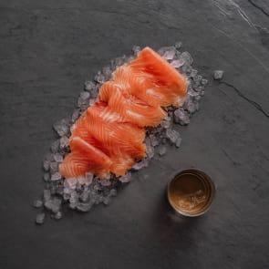 Whiskey Smoked Salmon