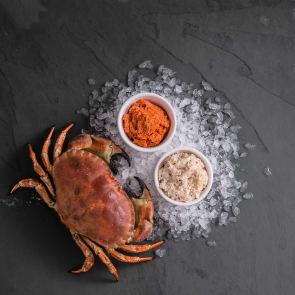 Hand Picked Cornish 50/50 Crab Meat