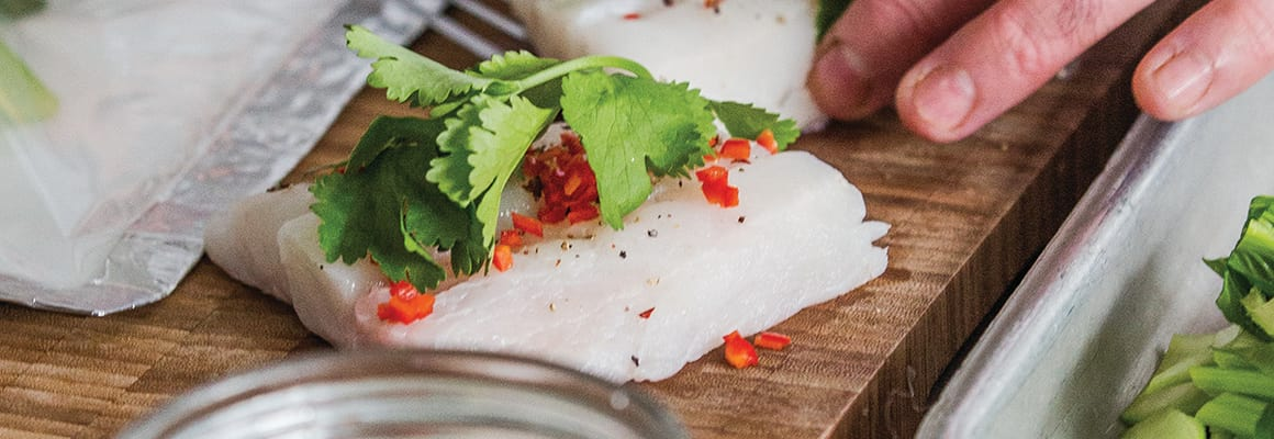 A Fresh Approach to Seafood