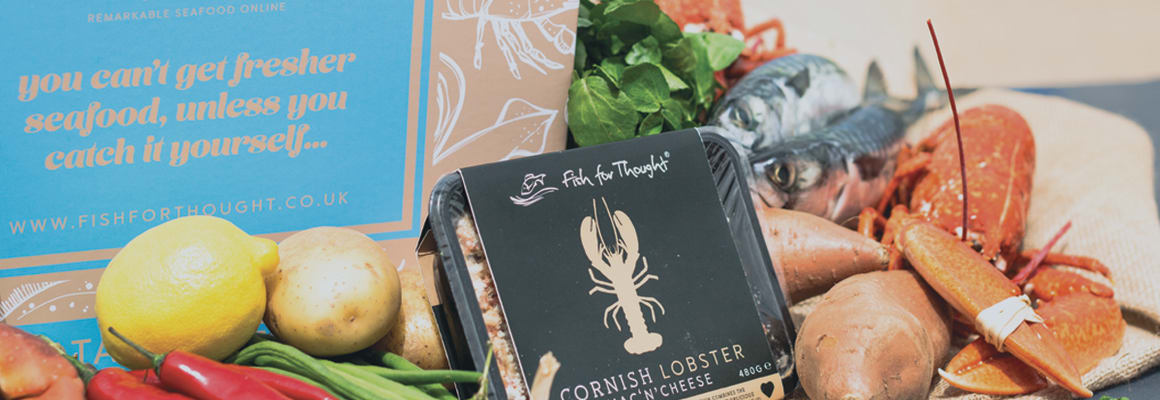 Fish for Thought Seafood Recipe Boxes