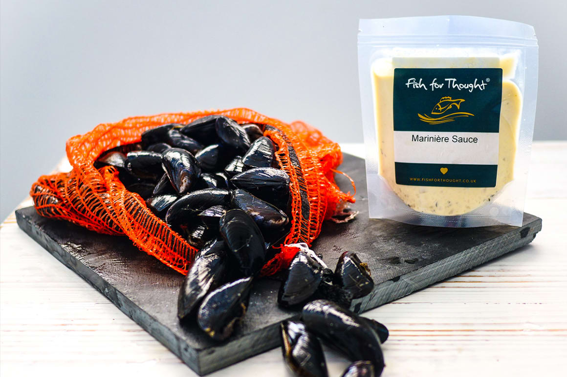 Moules Marinere Kit