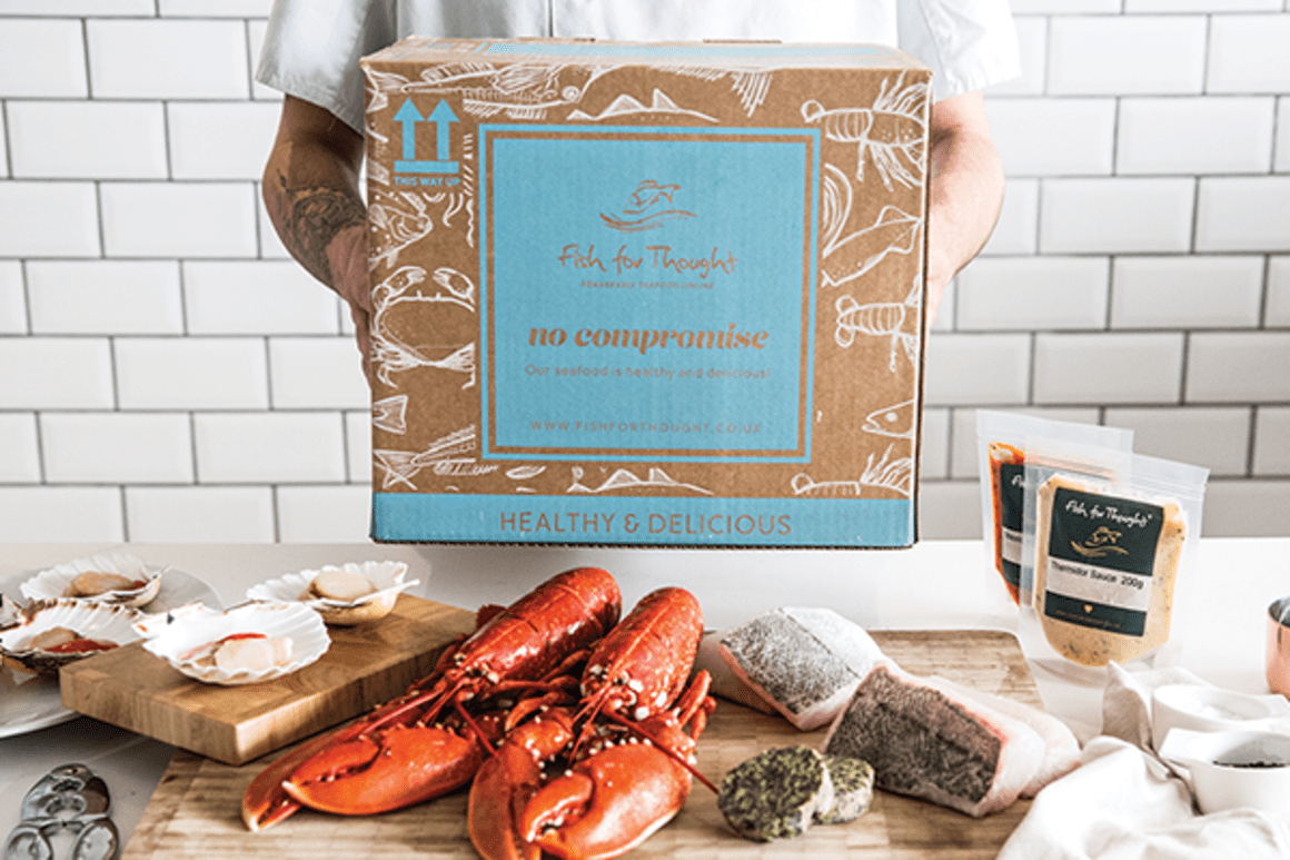 Fish for Thought's Summer Seafood Barbecue Box