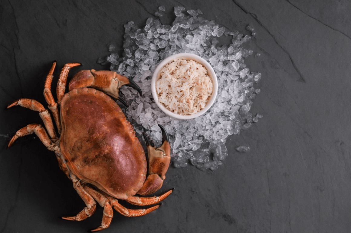 Crab is high in protein and packed with vitamins