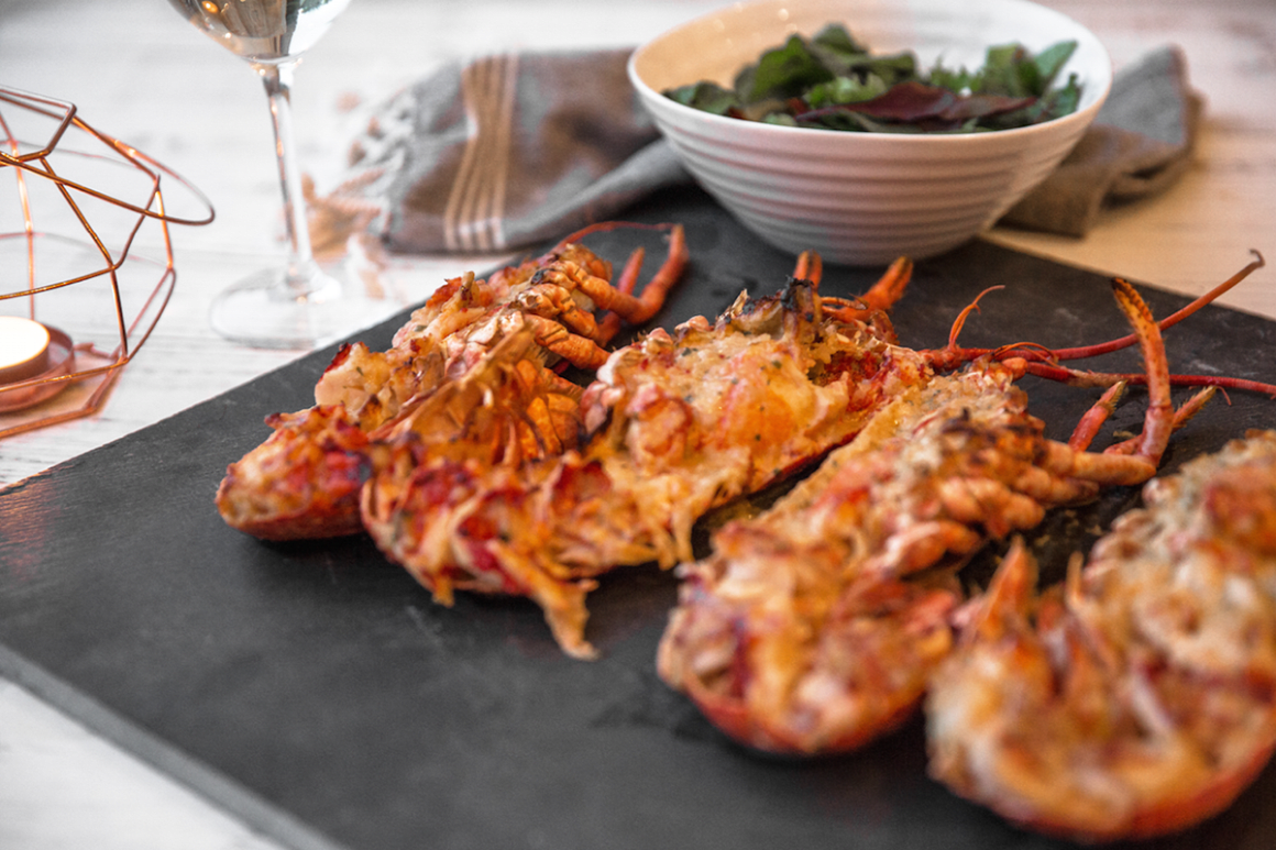 Fresh Cornish Lobster delivered to your door